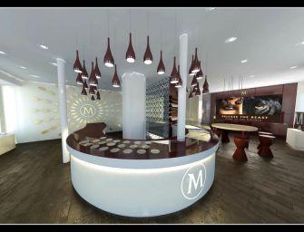 Magnum réouvre son concept store