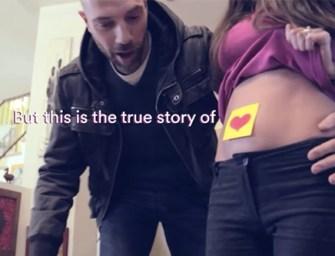 3M vous aide à annoncer votre grossesse grâce à des post-its !
