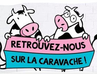 Les 2 Vaches part «au pré» des consommateurs