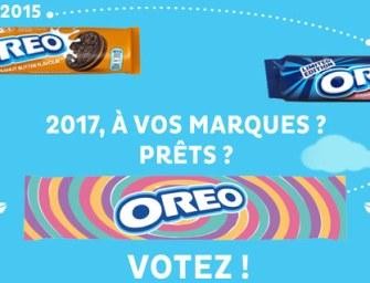 Oreo lance ses propres élections