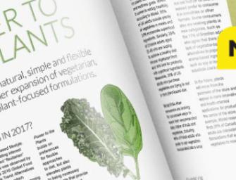 Mintel publie les tendances mondiales 2017 alimentaire et boissons