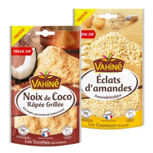 En septembre et octobre, Vahiné a lancé quatre nouveaux produits après en avoir introduit 11 au printemps.