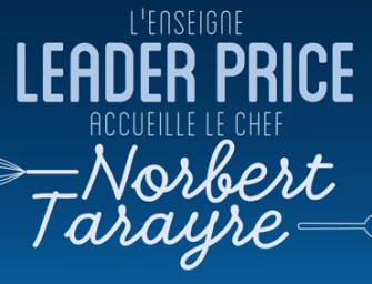 Leader Price troque Coffe pour Norbert