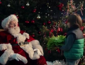 Intermarché cède au story telling de Noël