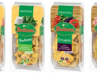 Buitoni part à la conquête des pâtes fraîches!