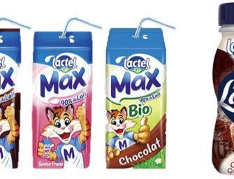 Lactel innove pour contrer la mauvaise tendance du lait