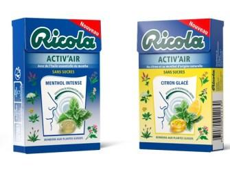 Activ'Air : Ricola veut faire prendre un bol d'air frais aux Français !