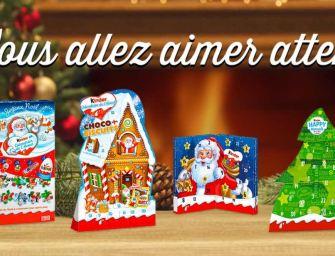 Calendriers de l'Avent : au chocolat ou plus originaux, les français en sont fous !