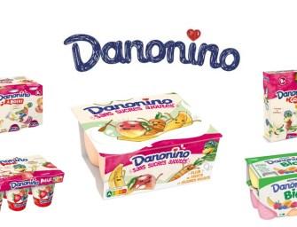 La métamorphose de Danonino