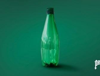 Perrier dévoile une nouvelle technologie de recyclage