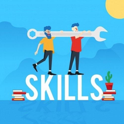 skills mentioned in cv