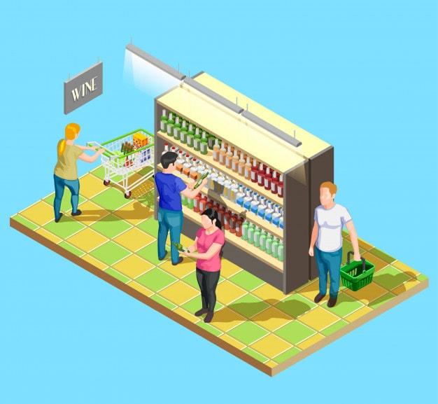 Hyper Convenience store