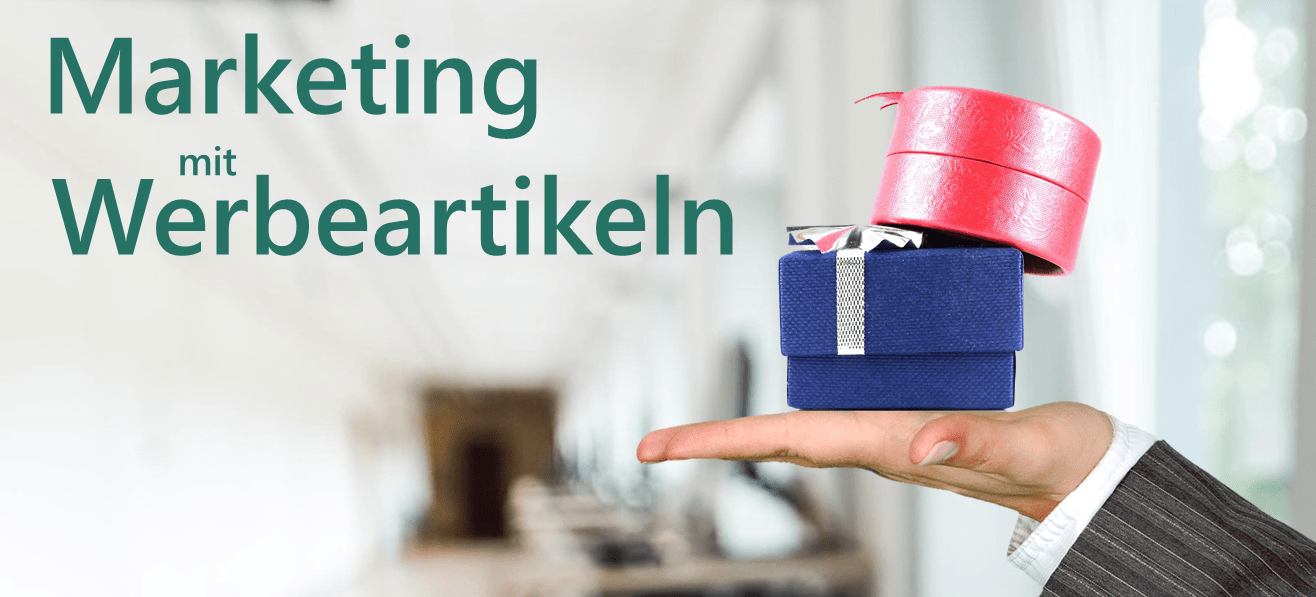 Marketing mit Werbeartikeln