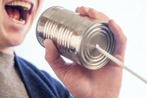 Kommunizieren