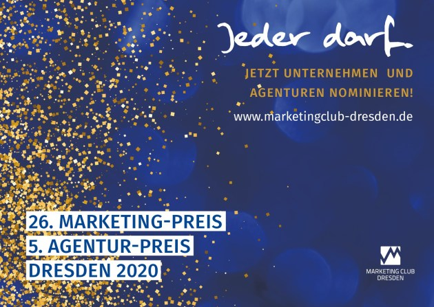 Marketing-Preis 2020