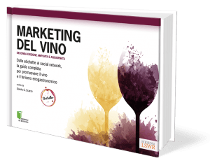 Copertina di Marketing del Vino di Slawka G. Scarso