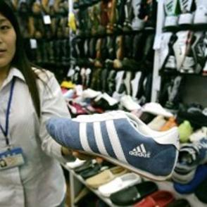 Apple, Nike y Adidas, entre las marcas más falsificadas en 2009
