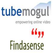 Findasense representa a TubeMogul: sindicación y video analytics