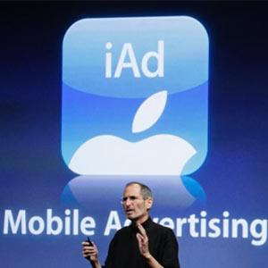 Con iAd Apple gana la primera batalla a sus competidores Google y Microsoft