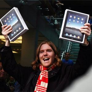 Apple retrasa el lanzamiento del iPad en Europa