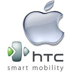 HTC demanda a Apple para paralizar la venta de iPhones, iPads y iPods