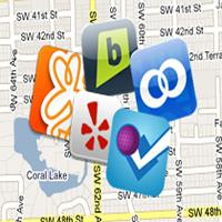 Yahoo! se une a la carrera por la geolocalización