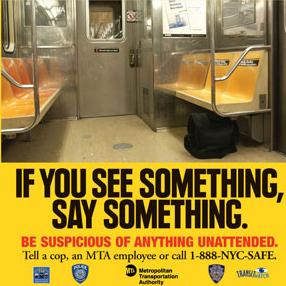 El atentado fallido de Nueva York reaviva la publicidad sobre seguridad ciudadana