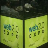 Primeras fotos y vídeos de la Web 2.0 Expo San Francisco