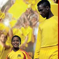 La publicidad llega a África con el mundial