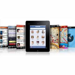 El iPad cuenta ya con 10.000 aplicaciones