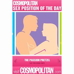 """""""Cosmopolitan"""" abre un consultorio esotérico y sexológico en el iPhone"""