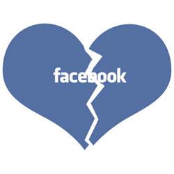 Facebook, protagonista en los procesos legales de divorcio