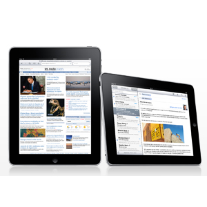 El rol del iPad como salvador de la prensa queda en entredicho
