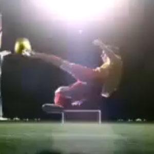 Messi habla en árabe para KFC