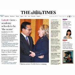 The Times prepara un despido masivo