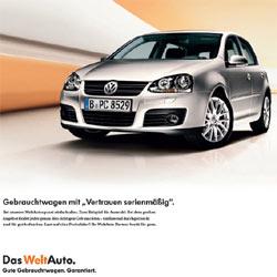 Volkswagen crea una marca de automóviles de segunda mano