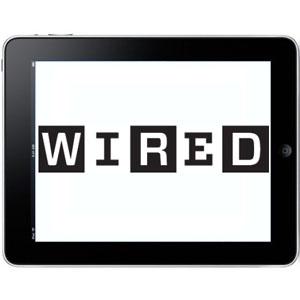La edición de iPad de Wired sobrepasará a la impresa