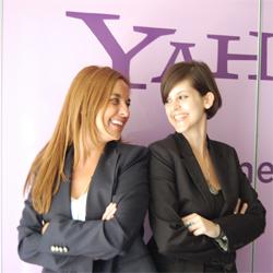 Yahoo! refuerza su Unidad de Desarrollo de Negocio con las incorporaciones de Patricia Estévez y Sabrina Torres