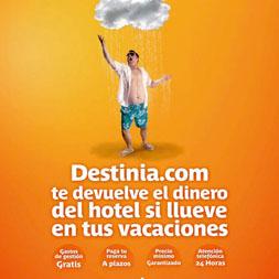 Destinia.com hace publicidad engañosa, según Facua