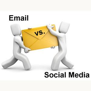 El email marketing, una herramienta promocional más efectiva que el social media