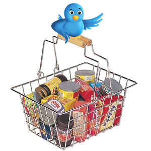 Cómo ahorrar en la cesta de la compra desde Twitter