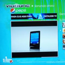 Smartclip personaliza el portal VidZone para la nueva campaña de Pepsi