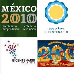El Bicentenario Latinoamericano es el gran tema publicitario