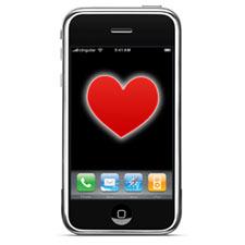 Los usuarios del iPhone tienen más tirón sexual que los de Blackberry y Android