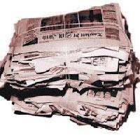 La prensa digital y la caída de la publicidad reducen en un 9% el consumo de papel