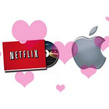 Apple ofrecerá un producto televisivo junto con Netflix