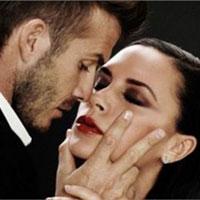 """Los Beckham lanzan una campaña """"íntima"""" para su nuevo perfume"""