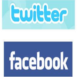 La diferencia entre los seguidores de Twitter y los fans de Facebook