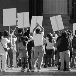 El sector publicitario no entiende de huelgas