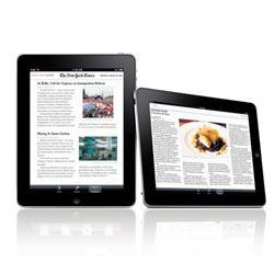 Apple lanzará un plan de suscripciones para periódicos en el iPad
